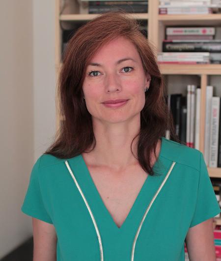 Portrait de Sylvaine Garderet